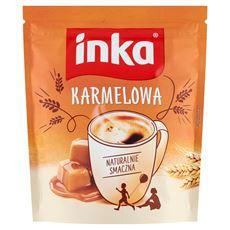 Inka Rozpuszczalna kawa zbożowa z karmelem 200 g