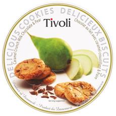 Jacobsen Tivoli Carmel&Pear Ciastka w puszcze 150 g