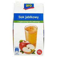 Aro Sok jabłkowy z zagęszczonego soku jabłkowego 1 l