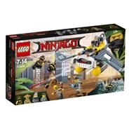 LEGO Bombowiec Manta Ray