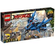 LEGO Odrzutowiec Błyskawica