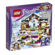 LEGO Lodowisko w zimowym kurorcie