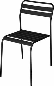 Krzesło St. Everluck, kolor szary