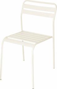Krzesło St. Everluck, kolor beżowy