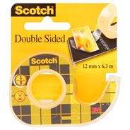 Scotch Taśma przezroczysta samoprzylepna 12 mm x 6,3 m