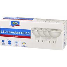 Aro żarówka LED Reflector GU5.3 3.1W 2700K 4 sztuki