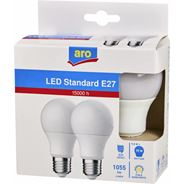 Aro żarówka LED STD E27 9,8W 2700K 2 sztuki