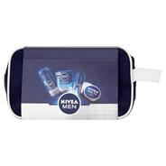 NIVEA MEN Protect & Care Zestaw kosmetyków + kosmetyczka