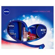 NIVEA Cherry Shine & Care Zestaw kosmetyków