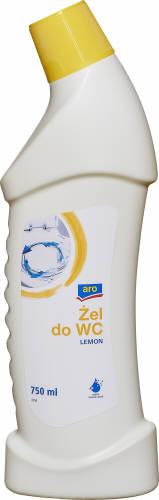 Aro Żel do WC lemon 750 ml