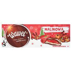 Wawel Malinowa Czekolada nadziewana 300 g
