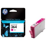 HP oryginalny tusz CB319EE, HP 364, purpurowy