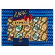 E. Wedel Baryłki mix z alkoholem w czekoladzie deserowej 300 g