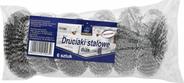 Horeca Select Druciaki stalowe duże 6 sztuk