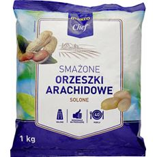 Makro Chef Orzeszki ziemne solone 1kg