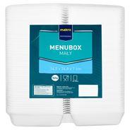 "Makro Professional Menubox mały ""pół porcji"" 50 sztuk"