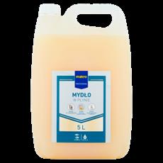 Makro Professional Mydło w płynie o zapachu mleka i miodu 5 l