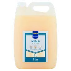 Makro Professional mydło w płynie mleko i miód 5L