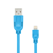 EXC Kabel Lightning Whippy 2M, jasny niebieski