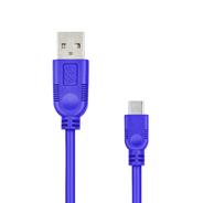 EXC Kabel Lightning Whippy 2M, ciemny niebieski