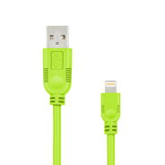 EXC Kabel Lightning Whippy 2M, zielony