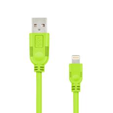 EXC Kabel Lightning Whippy 2M, zielony