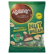 Wawel Nut Break Czekolada z nadzieniem 1000 g