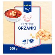 Makro Chef grzanki pszenne 500 g