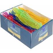 Makro Professional Mieszadełka mix kolorów 15 cm 100 sztuk