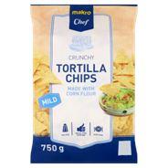 Makro Chef Tortilla Chips (Nachos) przekąski solone 750 g