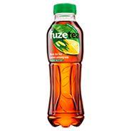 FuzeTea Napój o smaku cytrynowym z ekstraktem z czarnej herbaty i trawy cytrynowej 500 ml 12 sztuk