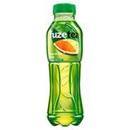 FuzeTea Napój o smaku cytrynowym z ekstraktem z zielonej herbaty 500 ml 12 sztuk