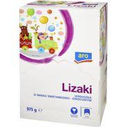 Aro Lizaki serduszka śmietankowo-owocowe smaki 975 g (150 sztuk)