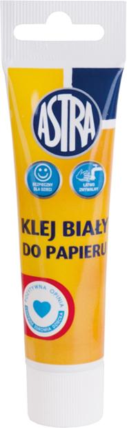 Astra Klej biurowy do papieru 35 ml