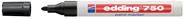 Edding Marker lakierowy z okrągłą końcówką czarny 2-4 mm