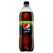 Pepsi Lime Napój gazowany 1 l 15 sztuk