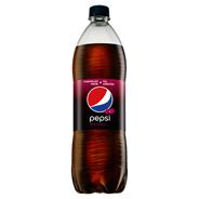 Pepsi Wild Cherry Napój gazowany 1 l 15 sztuk