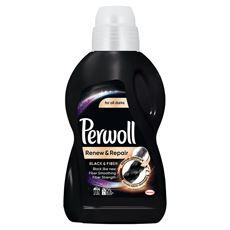 Perwoll renew Advanced Effect Black & Fiber Płynny środek do prania 900 ml (15 prań)