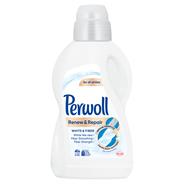 Perwoll renew Advanced Effect White & Fiber Płynny środek do prania 900 ml (15 prań)