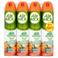 Air Wick 100% Naturalna mgiełka Odświeżacz powietrza Anti-Tabacco 240 ml (4 sztuki)