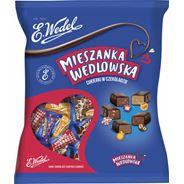 E. Wedel cukierki w czekoladzie Mieszanka Wedlowska, opakowanie 3kg