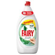 Fairy Sensitive Teatree & Mint Płyn do mycia naczyń 1350 ml
