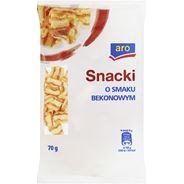 Aro Snacki o smaku bekonowym 70 g