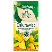Herbapol Zielnik Polski Dziurawiec Herbatka ziołowa 30 g (20 x 1,5 g)