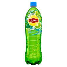 Lipton Ice Tea Green Lime & Mint Napój niegazowany 1,5 l