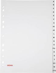 Sigma Przekładki alfabetyczne A-Z PP A4 20 sztuk