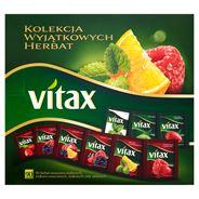 Vitax Kolekcja wyjątkowych herbat 161,5 g