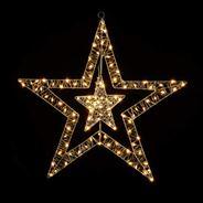 Ledowa gwiazda 105 LED