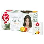Teekanne World Special Teas Herbata biała o smaku cytryny i mango 25 g (20 x 1,25 g)