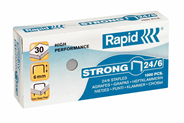 Rapid Zszywki Strong 1M24/6 1000 sztuk
